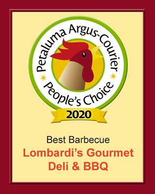 Lombardi's Catering Best BBQ 2020