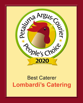 Lombardi's Catering Best Caterer 2020